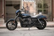 Used Harley Davidson Street 750 bike in Mumbai