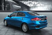Rear 3/4 left Image of Ciaz