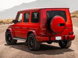 Rear 3/4 left Image of G-Class