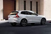 Rear 3/4 Right Image of XC60