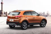 Rear 3/4 Right Image of Creta