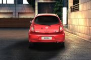 Rear back Image of Micra