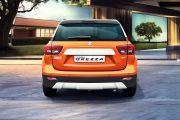 Rear back Image of Vitara Brezza