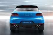 Rear back Image of Macan