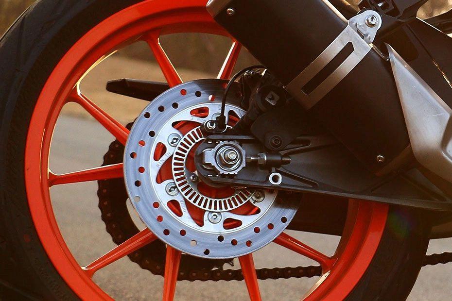 Rear Brake of RC 390