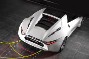 Rear Parking Sensors Top View Image of Avanti