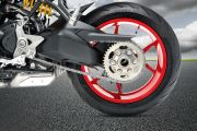 Rear Tyre View of SuperSport