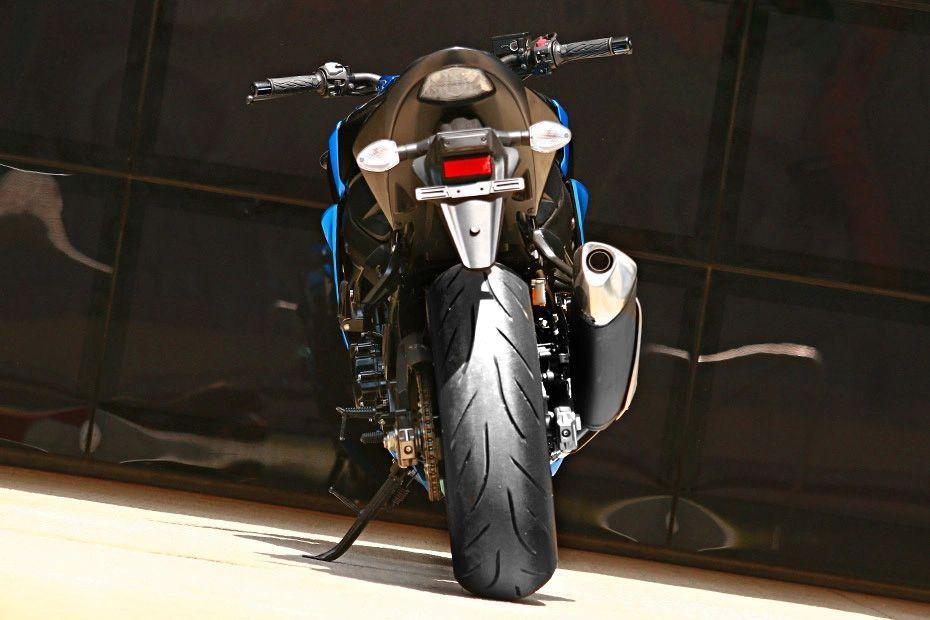 Photo of Suzuki GSX S750