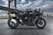 Right Side View of Ninja H2 SX