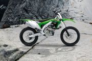 Right Side View of KX 450F