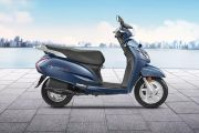 Right Side View of Activa 125