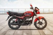 Used Hero Moto Corp Passion Pro BS4 bike in Hyderabad