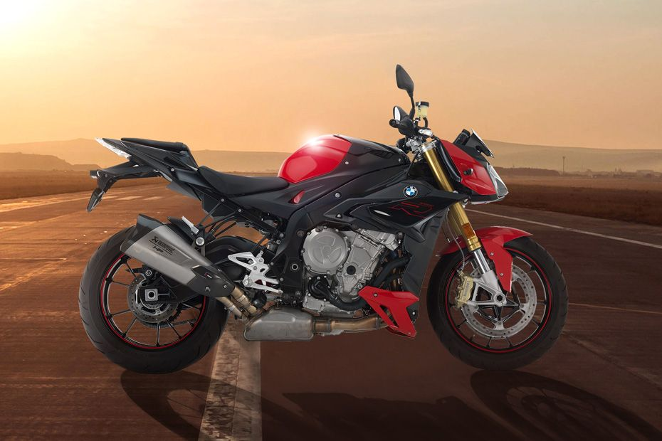 Right Side View of S 1000 R