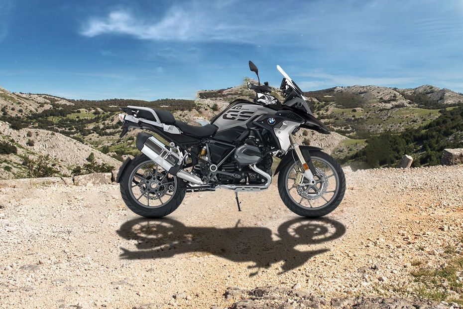Right Side View of R 1200 GS