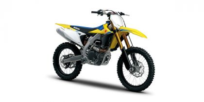 Photo of Suzuki RM Z450 STD