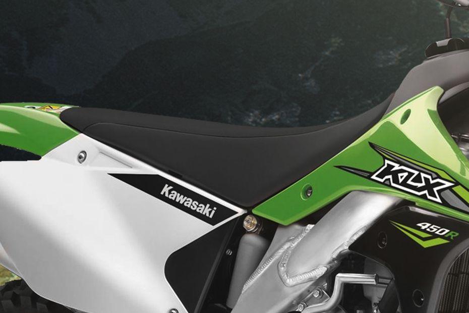 Photo of Kawasaki KLX 450R