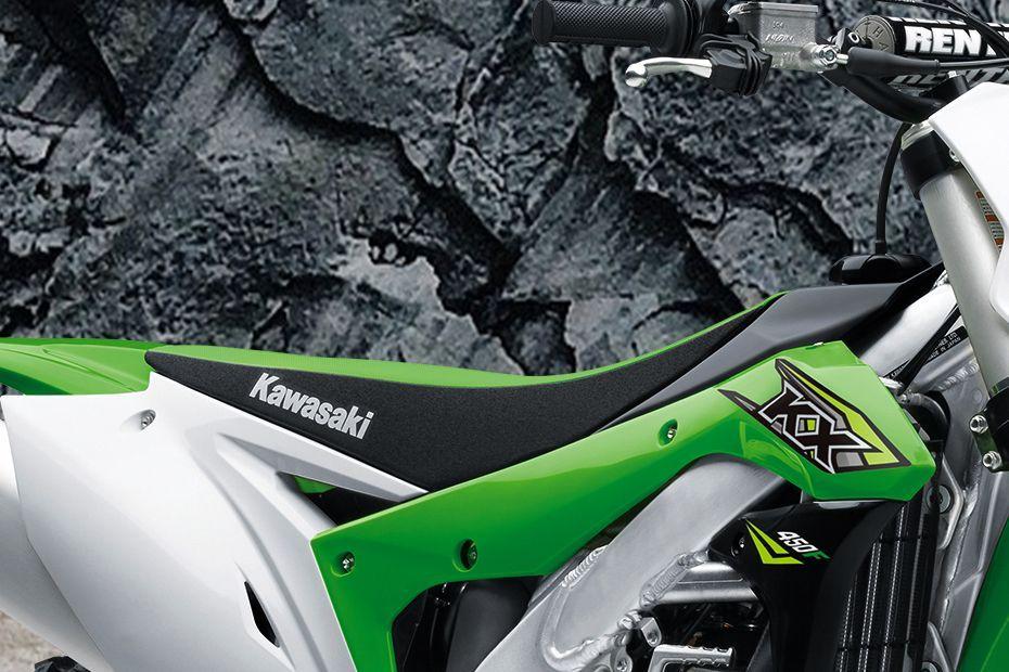 Photo of Kawasaki KX 450F
