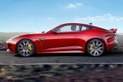 Side view Image of F Type