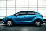 Side view Image of Baleno