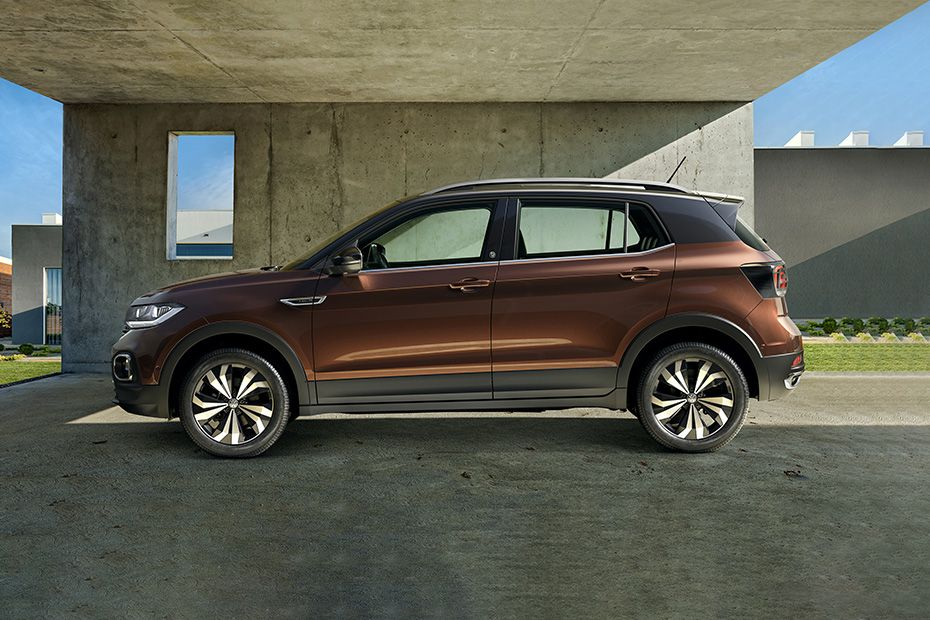 Side view Image of T-Cross