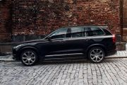 Side view Image of XC90