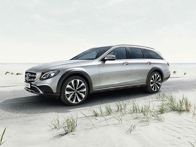 Photo of Mercedes-Benz E-Class All-Terrain