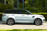 Side view Image of Range Rover Sport