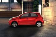 Side view Image of Micra