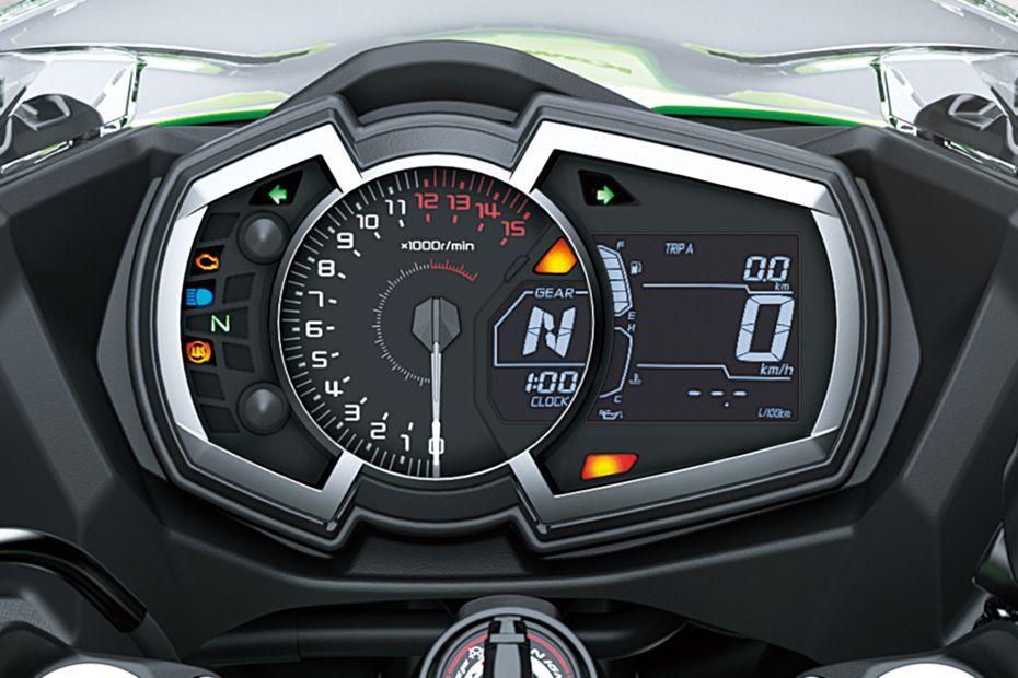 Speedometer of Ninja 400