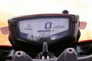 Speedometer of Apache RTR 160 4V