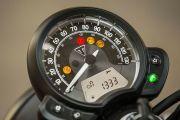 Speedometer of Street Scrambler