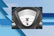 Speedometer of Scooty Zest