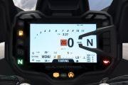 Speedometer of Multistrada 1260