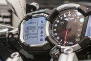 Speedometer of Tiger Explorer