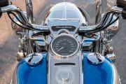 Speedometer of Road King