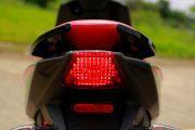 Tail Light of SR 150 Race