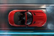Top view Image of AMG GT