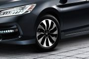 Wheel arch Image of Accord