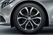 Wheel arch Image of C-Class