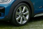 Wheel arch Image of Countryman