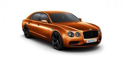 Photo of Bentley Flying Spur V8