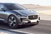 Bumper Image of I-Pace