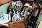 Engine of Roadmaster Classic