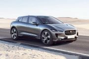 Front 1/4 left Image of I-Pace