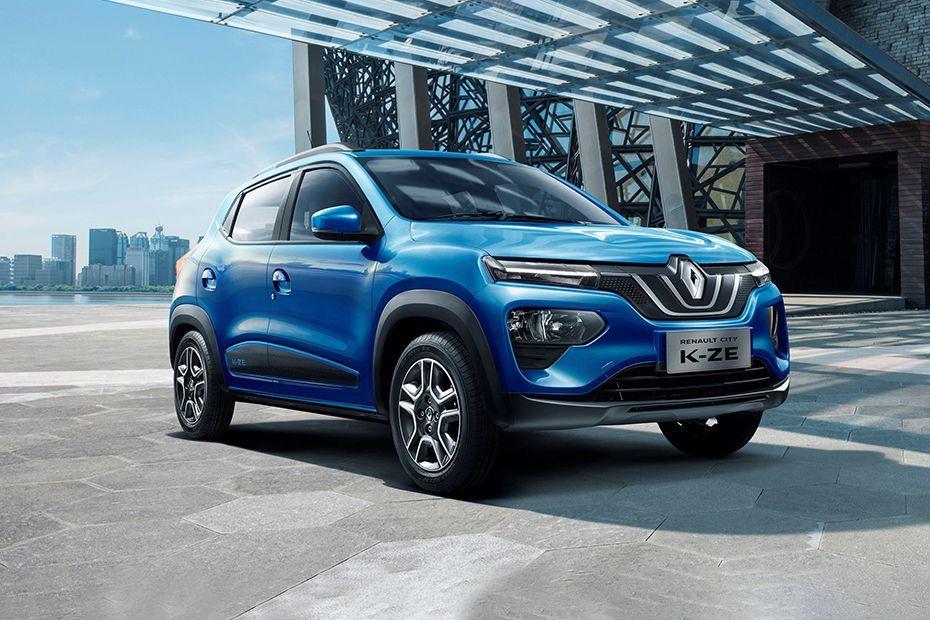 Photo of Renault K-ZE
