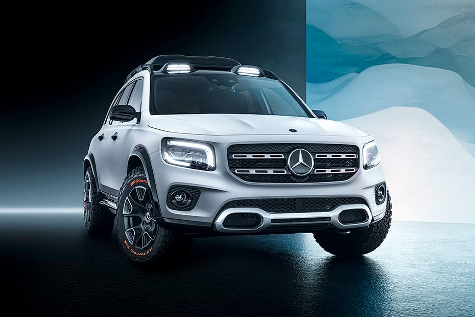 Photo of Mercedes-Benz GLB