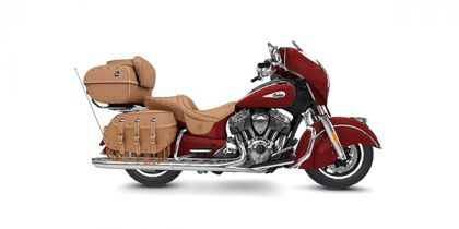 Photo of Indian Roadmaster Classic ABS