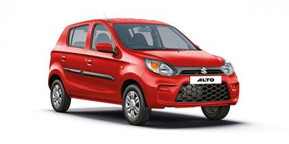 Maruti Alto Price in Ludhiana - On Road Price of Alto 800 Car