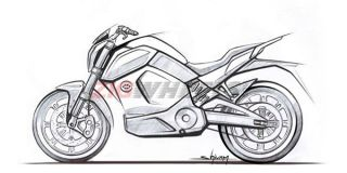 Revolt Motors Electric Bike
