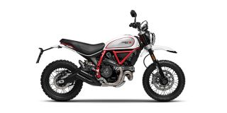 Photo of Ducati Desert Sled ABS